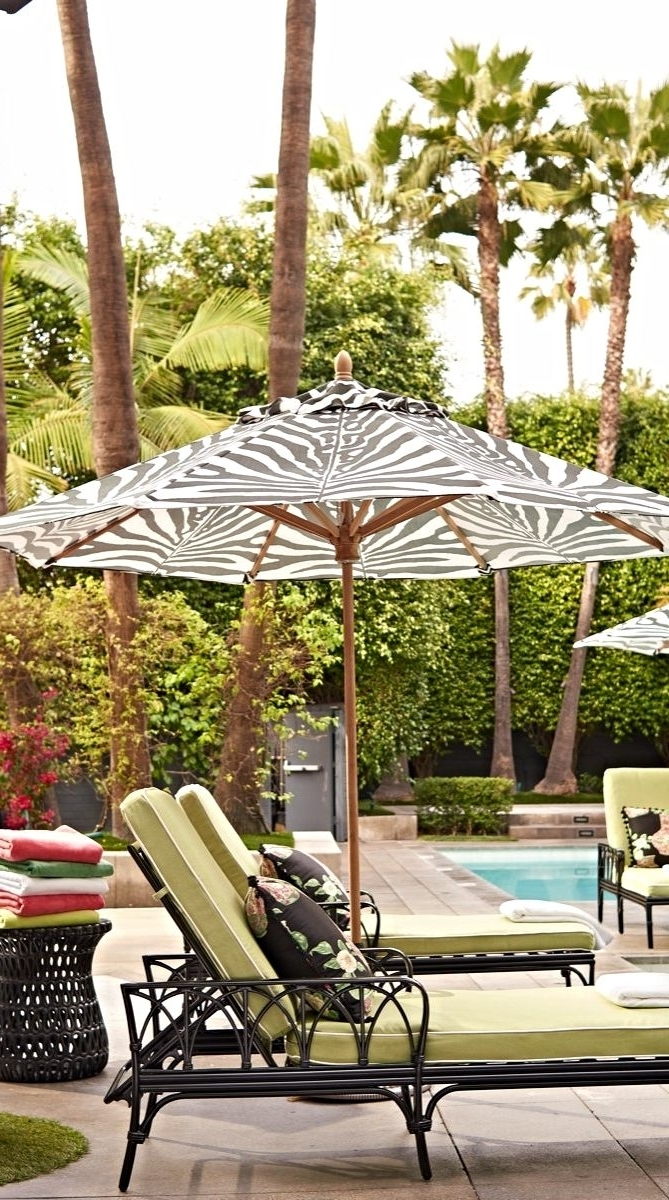 Take Cover From The Sun And Relax Under The Exotic Canopy Of Our In Most Recently Released Exotic Patio Umbrellas (View 2 of 20)