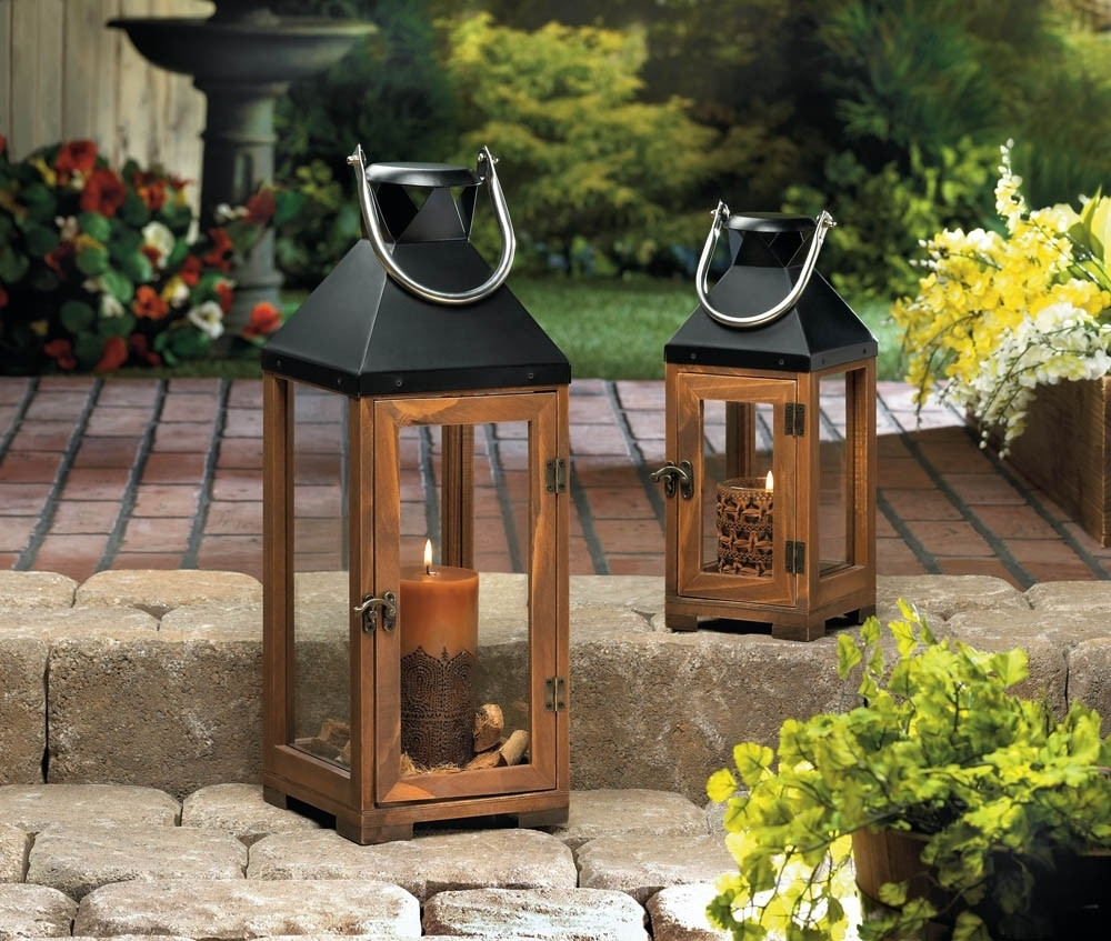 Tall Outdoor Lanterns With Regard To Most Recently Released Wholesale Hartford Large Candle Lantern Cheap (View 12 of 20)
