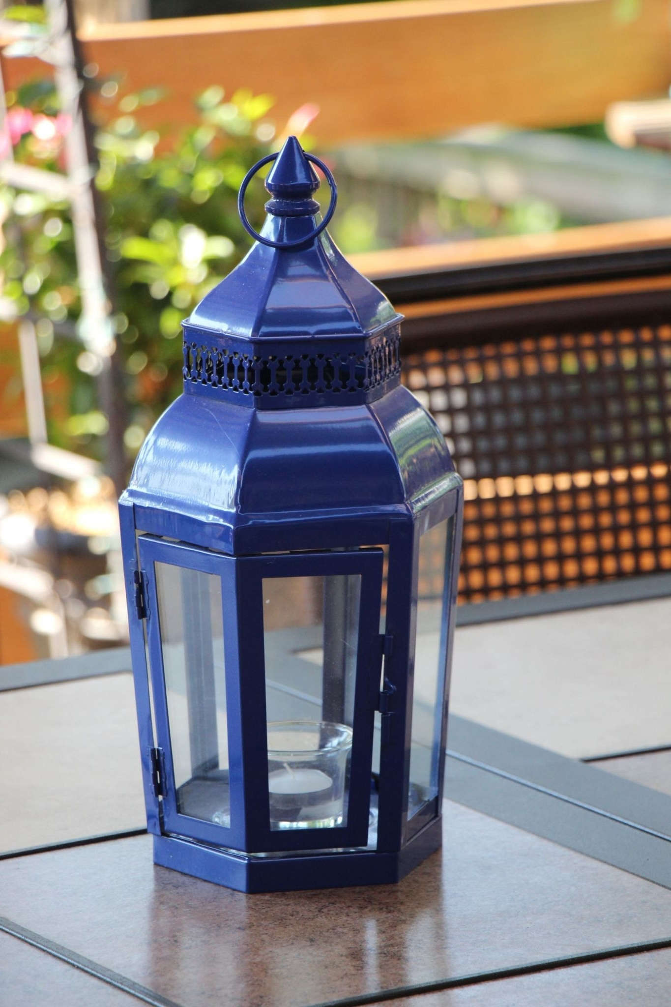 Trendy Blue Outdoor Lanterns Pertaining To Outdoor Barn Lights Beautiful Cobalt Blue Lanterns We Have Tall And (View 14 of 20)