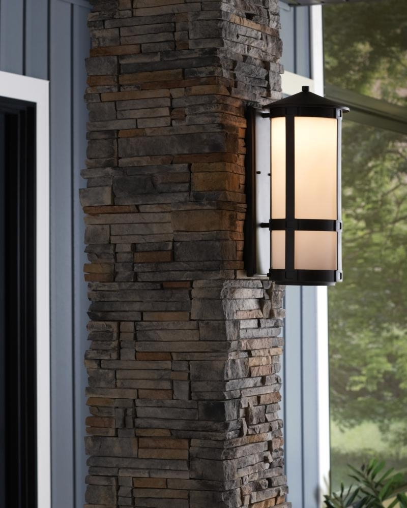 Trendy Extra Large Outdoor Lanterns Throughout 8735991S 71,extra Large Led Outdoor Wall Lantern,antique Bronze (View 15 of 20)