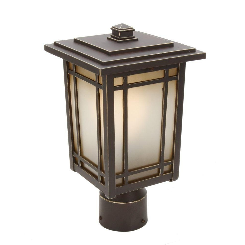 Trendy Gallant Outdoor Lamp Posts Plus Lights Electric Lamp Post Outdoor Inside Outdoor Lanterns On Post (View 20 of 20)