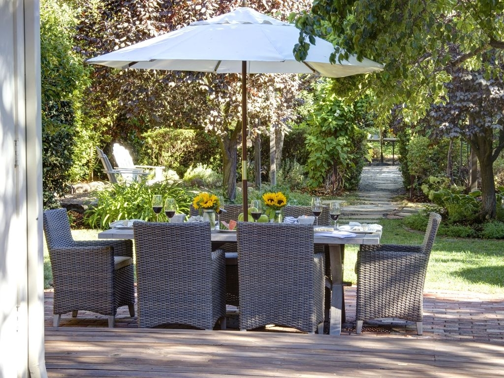 Trendy Jewel Patio Umbrellas Pertaining To Charming, Private Jewel 3 Blocks From Downtown St (View 16 of 20)