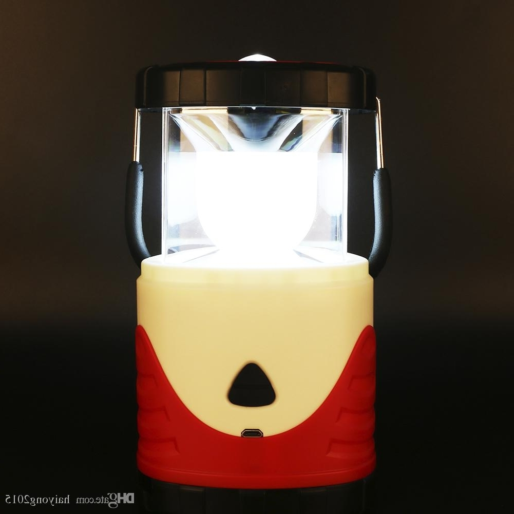 Trendy New Lantern Led Camping Lantern Usb Charging Colorful Stage Charging Within Colorful Outdoor Lanterns (View 18 of 20)