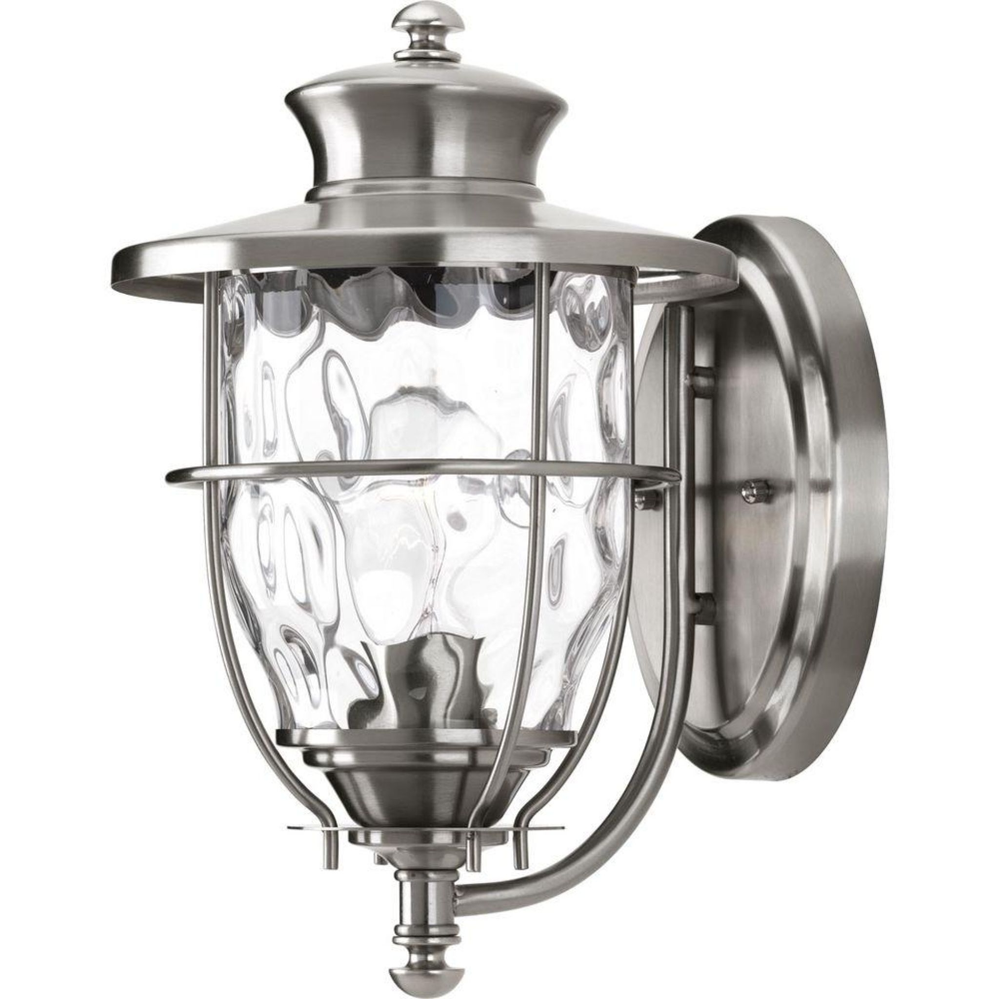 Trendy Nickel Outdoor Lanterns Within Brushed Nickel Outdoor Lights – Favorite Interior Paint Colors Check (View 18 of 20)