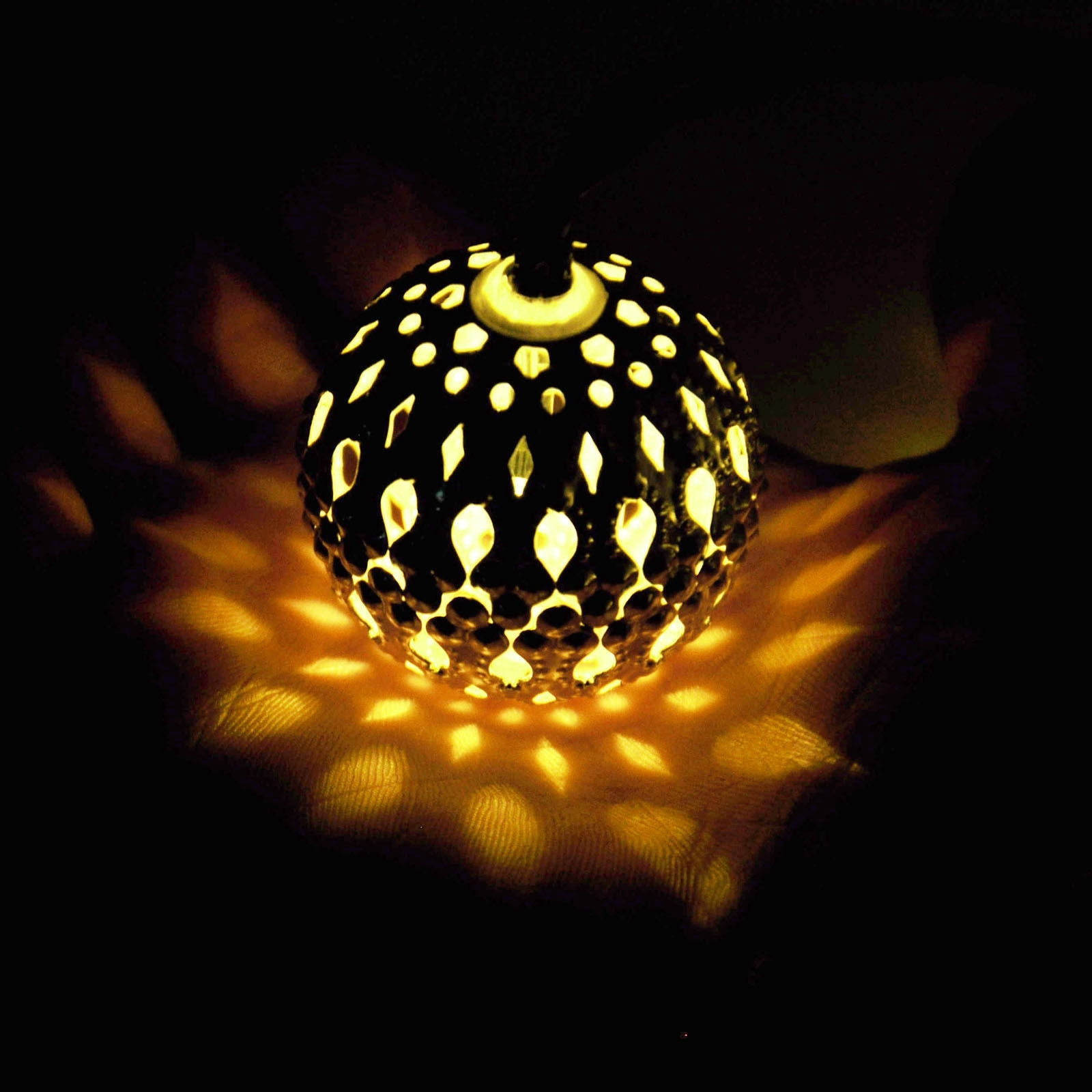 Trendy Outdoor Ball Lanterns Throughout Solar Globes Outdoor Modern Home Led String Lights Moroccan Metal (View 19 of 20)