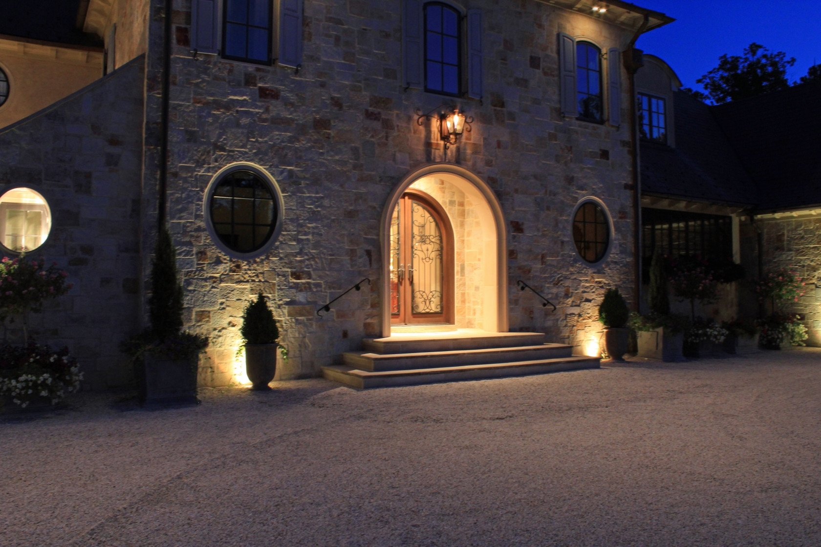 Trendy Outdoor Entrance Lanterns In Five Tips To Improve Your Outdoor Lighting Areas (View 8 of 20)