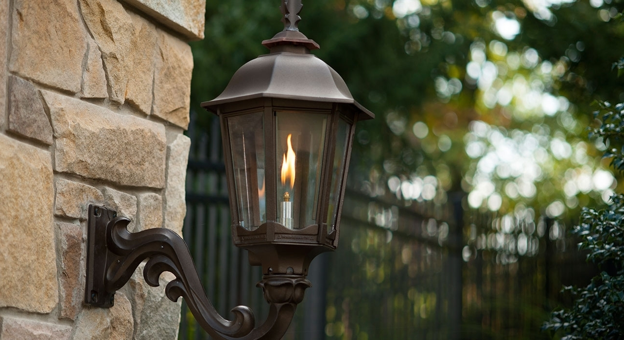 Trendy Outdoor Gas Lanterns With 10 Benefits Of Gas Lamps Outdoor Lighting Warisan Lighting Inside (View 18 of 20)