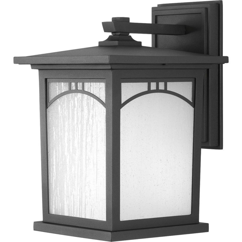 Trendy Outdoor Vinyl Lanterns Regarding Progress Lighting Residence Collection 1 Light Outdoor 8 Inch (View 16 of 20)