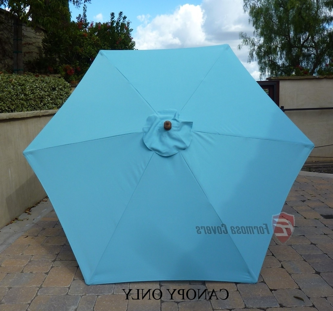 Trendy Patio Umbrella Regarding Patio Umbrella Covers (View 16 of 20)