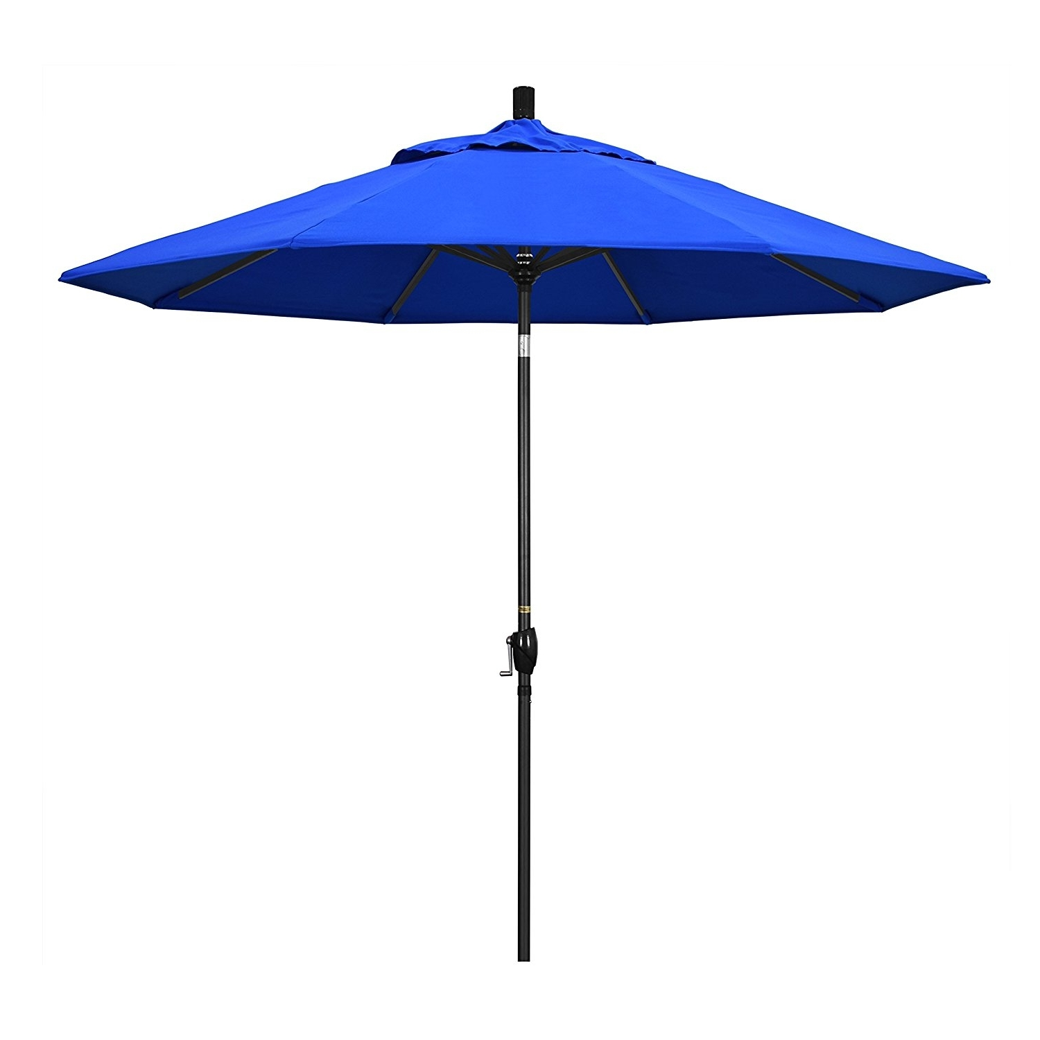 Trendy Patio Umbrellas With Sunbrella Fabric In Best Sunbrella Umbrellas (View 20 of 20)