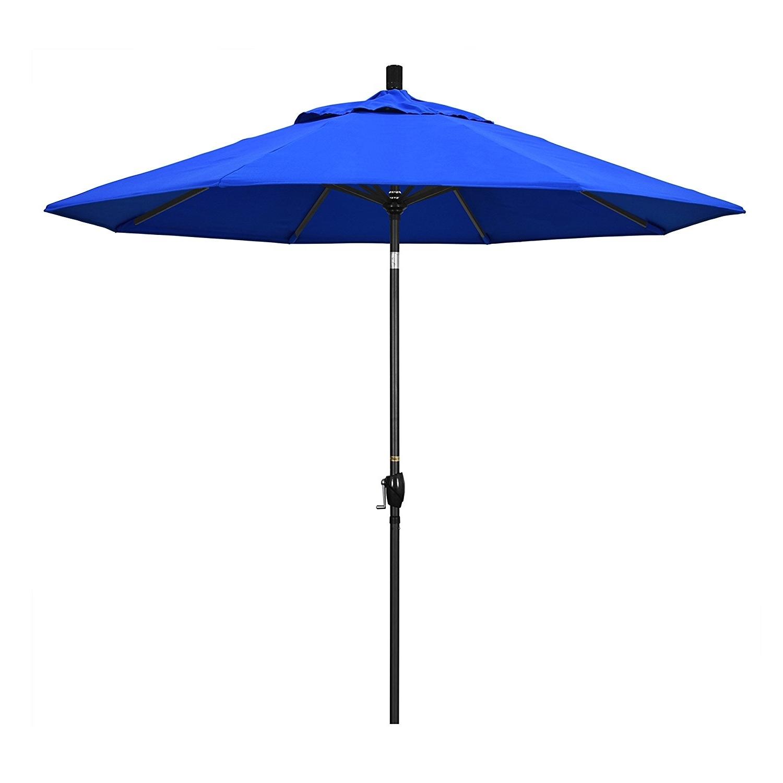Trendy Patio Umbrellas With Sunbrella Fabric In Best Sunbrella Umbrellas (View 16 of 20)