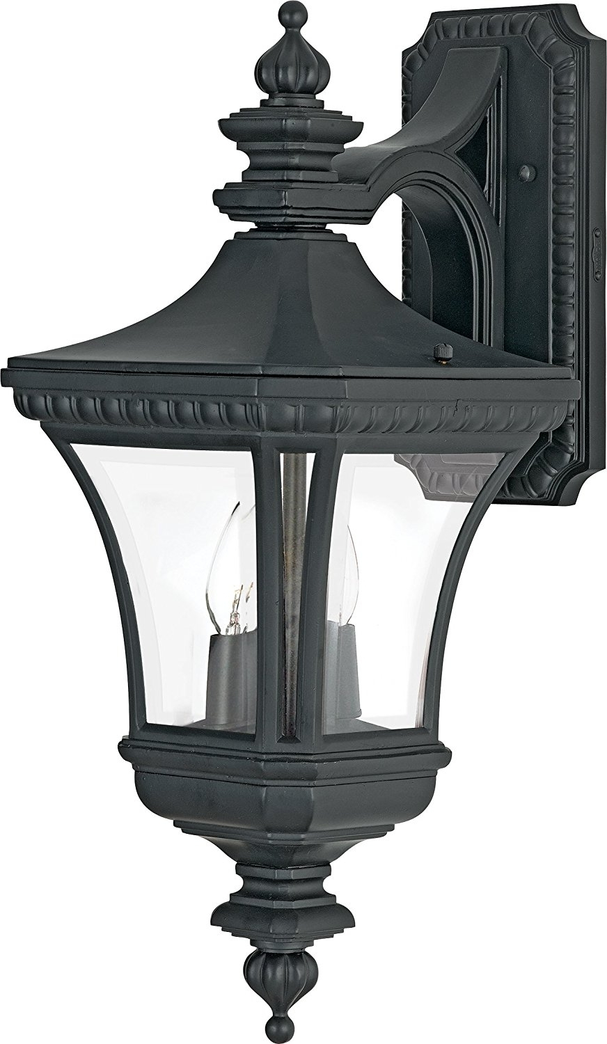 Trendy Quoizel Outdoor Lanterns Inside Black Round Lamp Shades Lantern What Is A Stack Lamps R Us Quoizel (View 16 of 20)