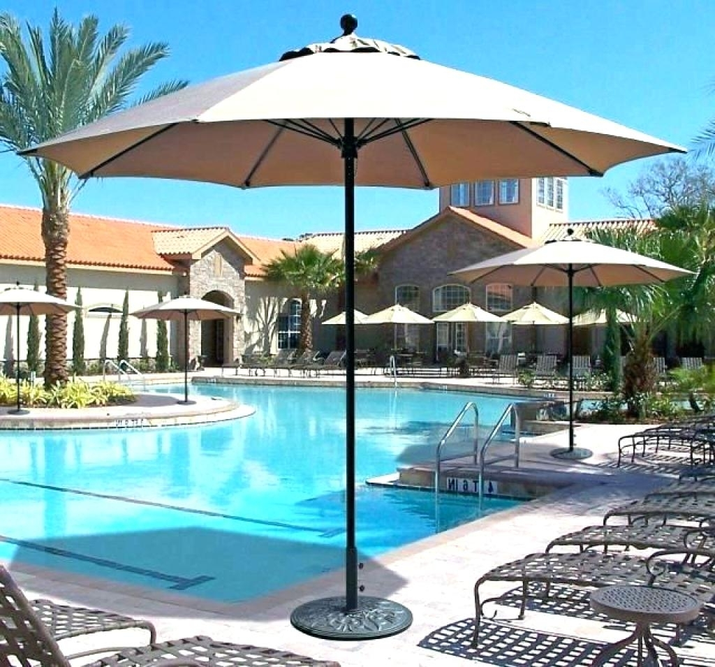 Trendy Stand Alone Patio Umbrella Ing Walmart With Wheels Side Table Within Walmart Umbrellas Patio (View 12 of 20)