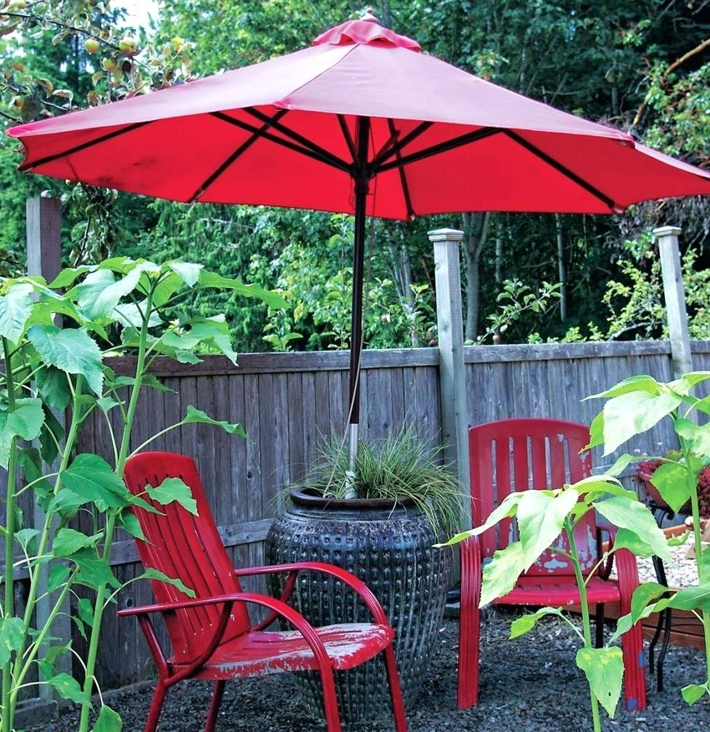 Trendy Vintage Patio Umbrella Metal Old Style Beer With Fringe With Vinyl Patio Umbrellas With Fringe (View 5 of 20)