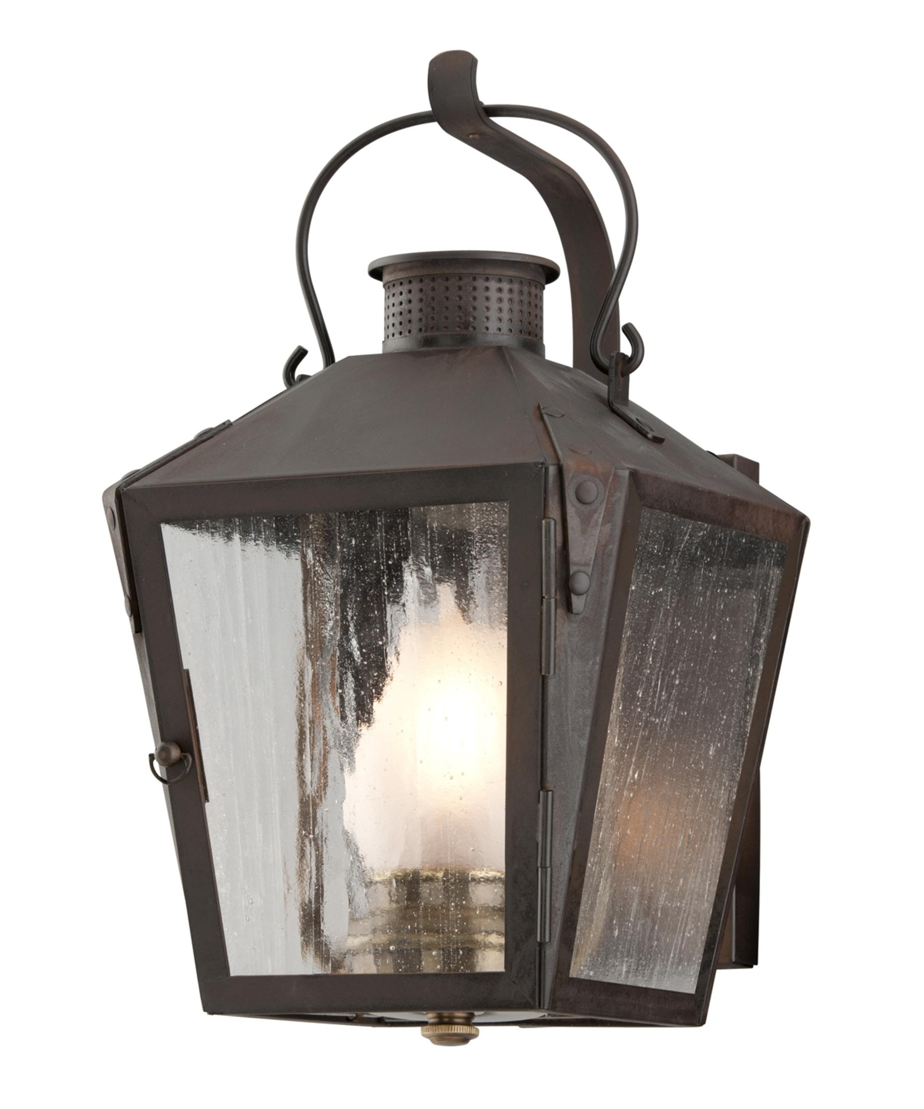 Troy Lighting B3761 Nantucket 8 Inch Wide 1 Light Outdoor Wall Light With Recent Nantucket Outdoor Lanterns (View 2 of 20)