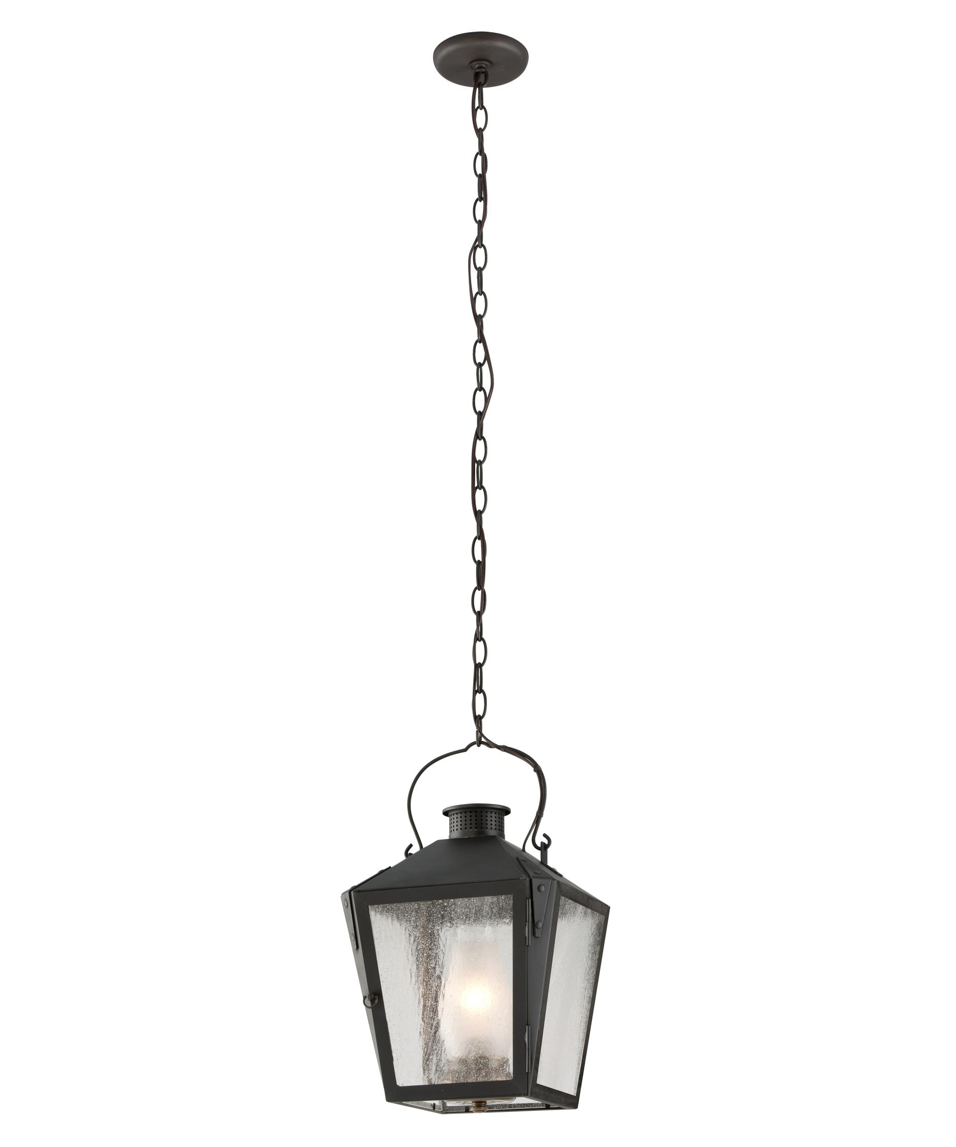 Troy Lighting F3766 Nantucket 11 Inch Wide 1 Light Outdoor Hanging Throughout Most Recently Released Nantucket Outdoor Lanterns (View 13 of 20)