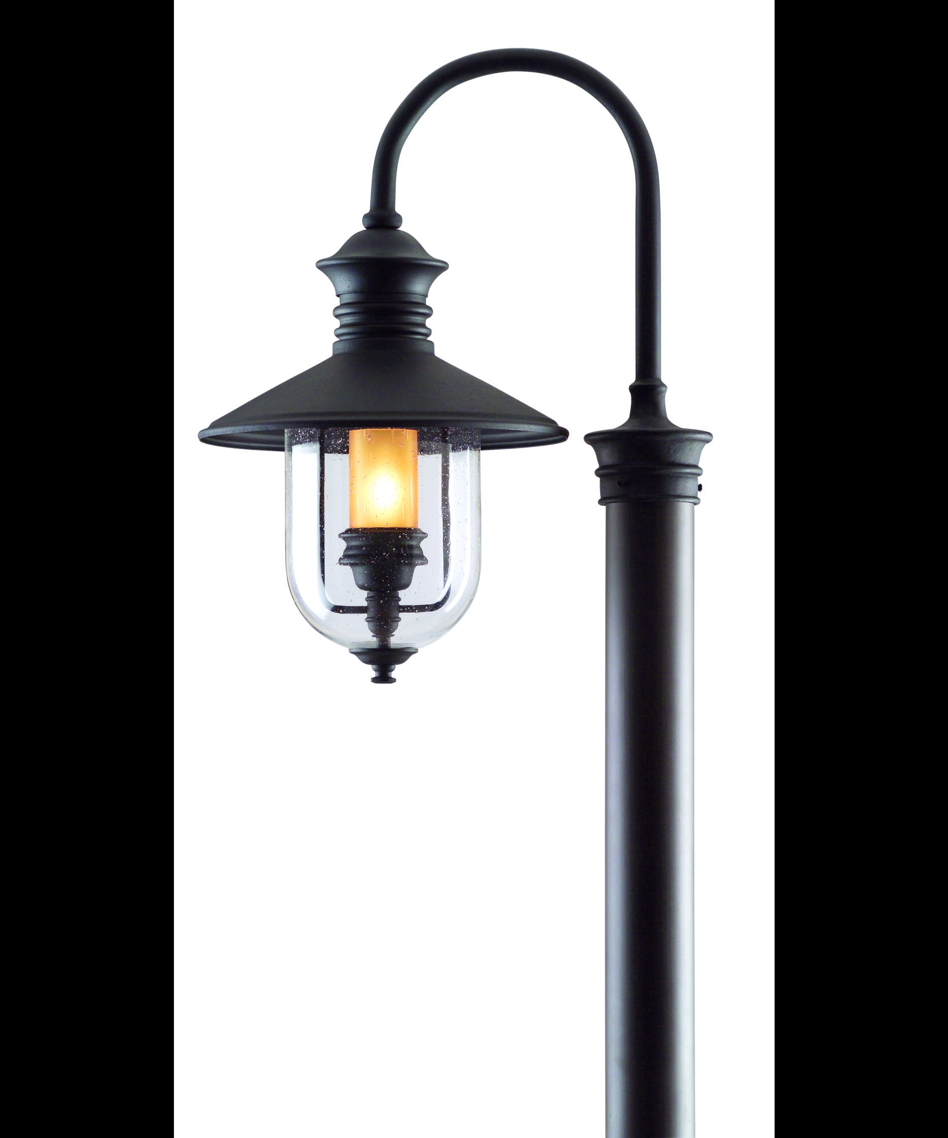 Troy Lighting P9364 Old Town 13 Inch Wide 1 Light Outdoor Post Lamp Regarding Well Known Outdoor Lamp Lanterns (View 20 of 20)