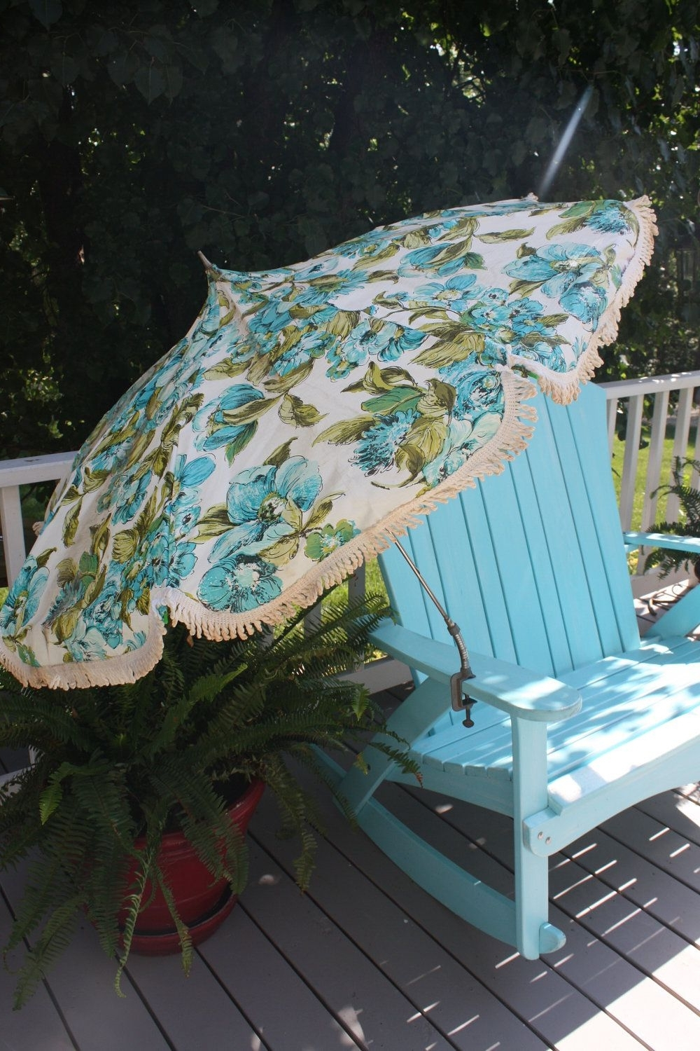 Featured Photo of Vintage Patio Umbrellas For Sale