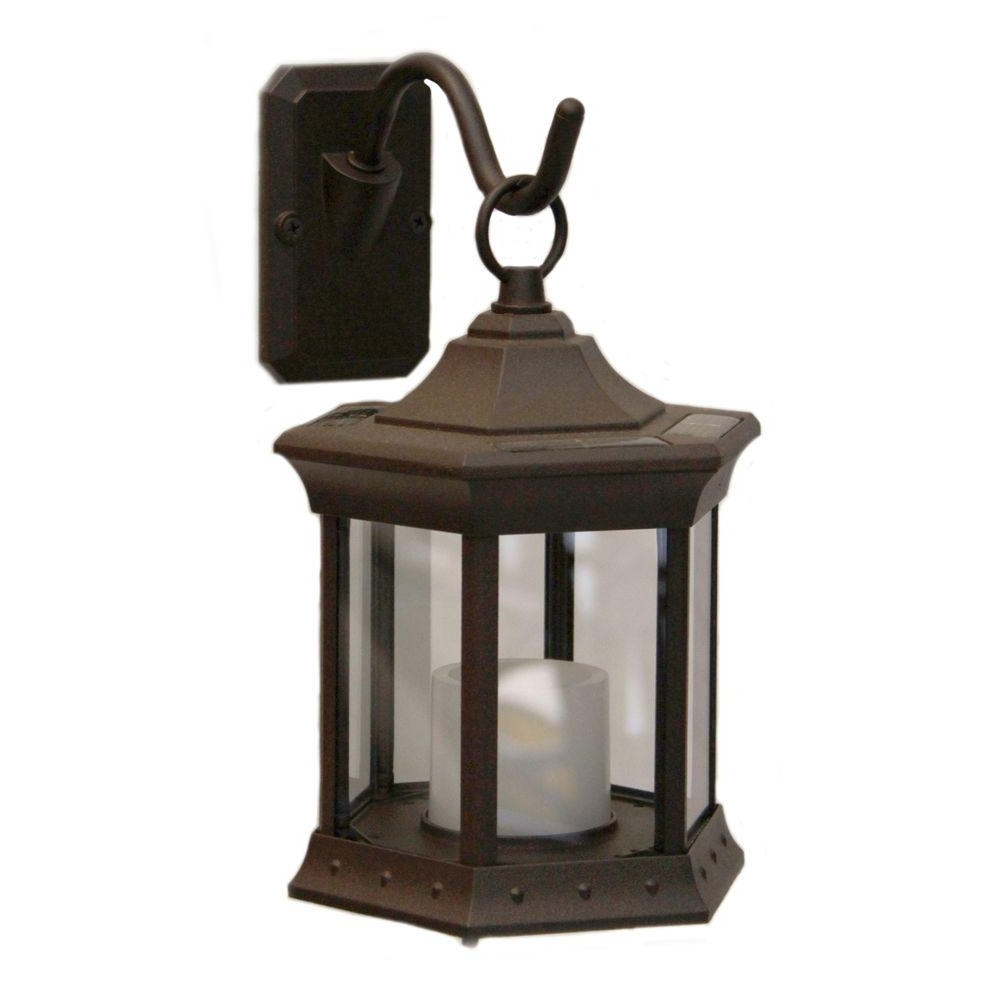 Wall Mounted Lanterns Solar Powered Indoor Lowes Lighting Outdoor In Best And Newest Outdoor Mounted Lanterns (View 15 of 20)