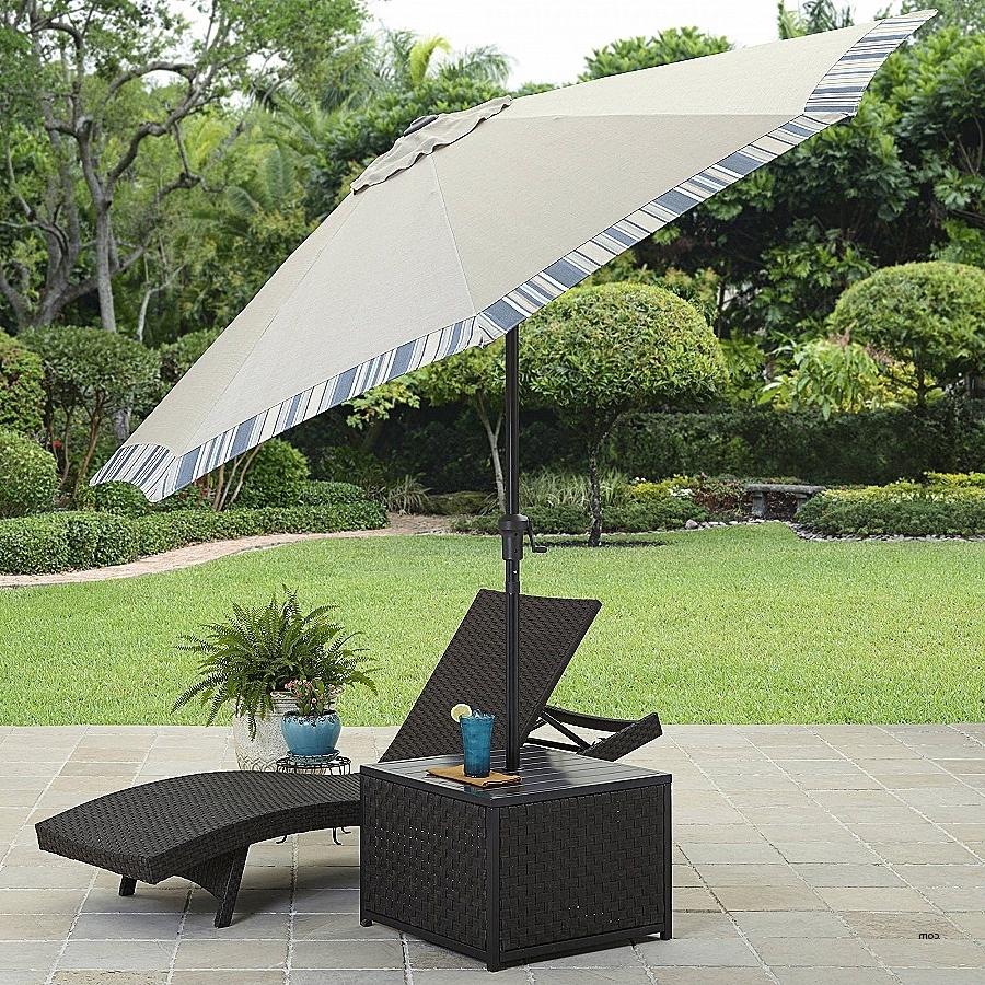 Walmart Umbrellas Patio With Regard To Best And Newest Strobe Umbrella Light (View 18 of 20)
