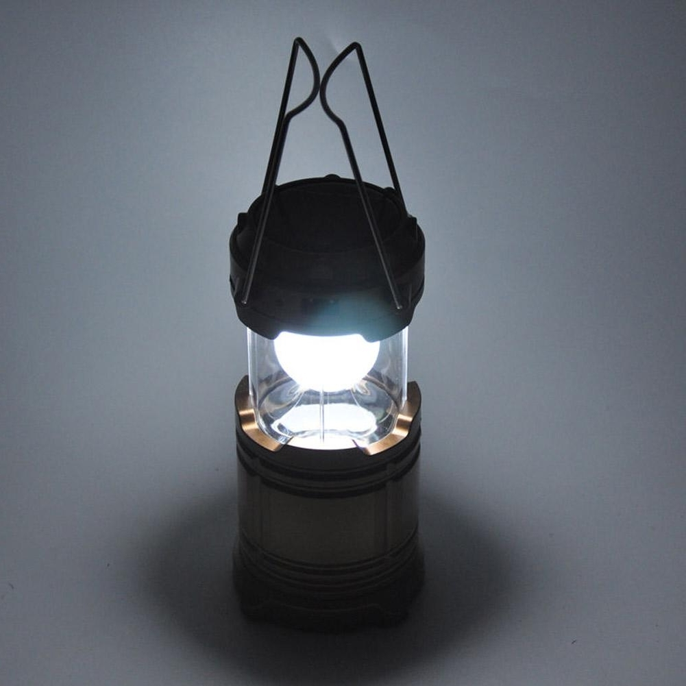 Waterproof Outdoor Lanterns Within Well Known Wholesale Ultra Bright Solar Led Light Outdoor Camping Lantern Lamp (View 17 of 20)