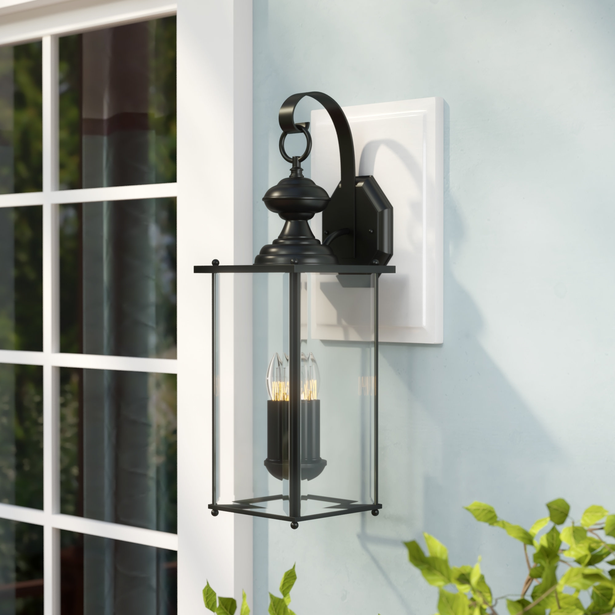 Wayfair Inside Well Known Outdoor Vinyl Lanterns (View 15 of 20)