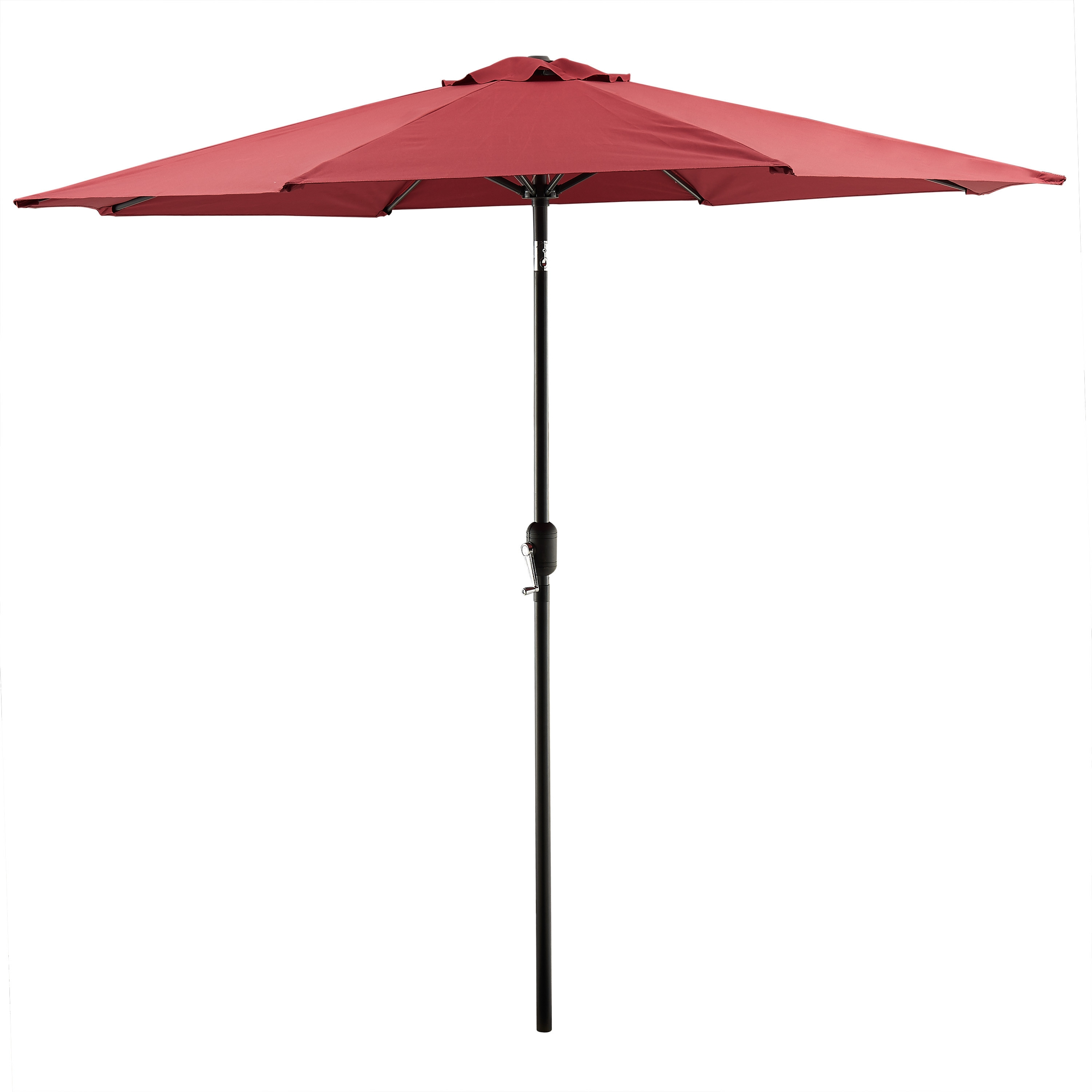 Wayfair Patio Umbrellas With Most Current 9 Market Umbrelladhi.dhi 9' Market Umbrella Reviews Wayfair (View 18 of 20)