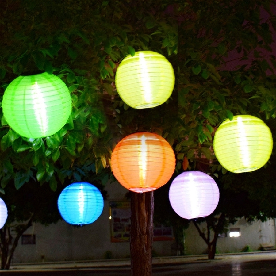Well Known 20 Collection Of Outdoor Hanging Globe Lanterns Regarding Outdoor Globe Lanterns (View 17 of 20)