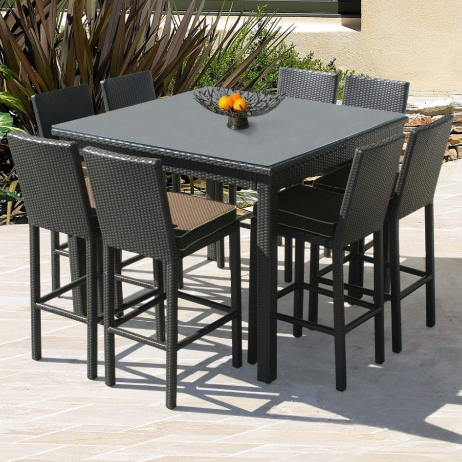 Well Known Arresting Umbrella Hole Small Patio Table With As Wells As Patio Within Patio Umbrellas For Bar Height Tables (View 20 of 20)
