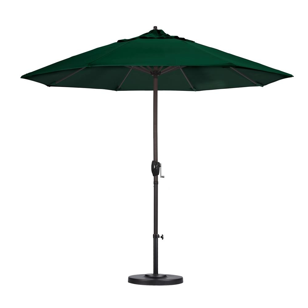 Featured Photo of Green Patio Umbrellas