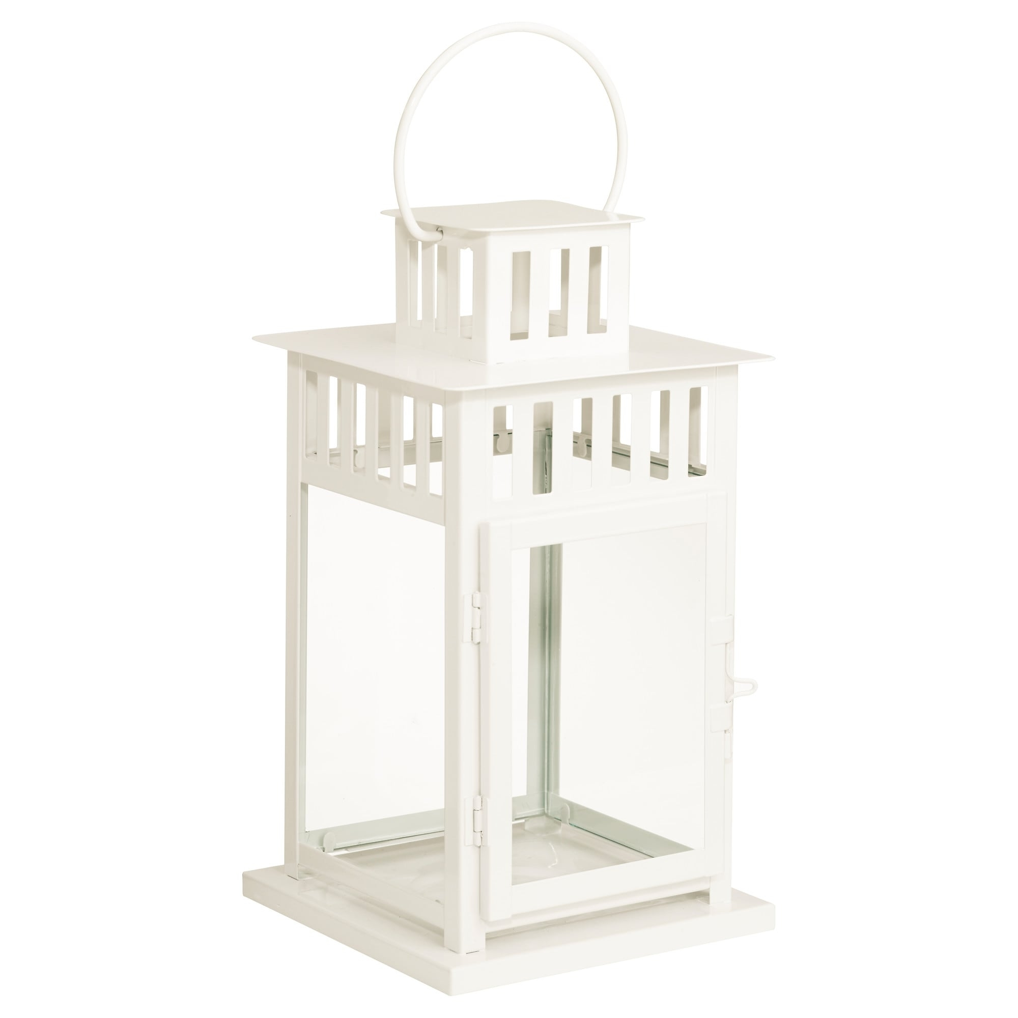 Well Known Ikea Outdoor Lanterns Throughout Borrby Lantern For Block Candle – Ikea (View 8 of 20)