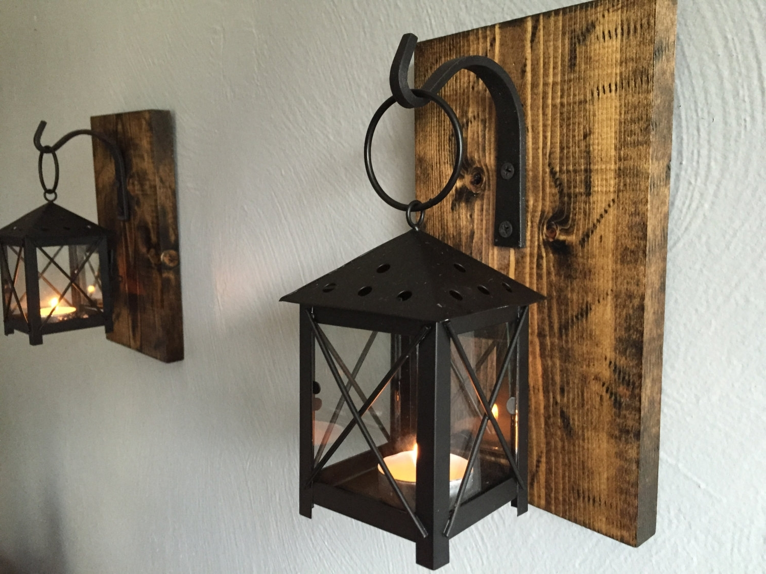 Well Known Large Wall Sconces Home Decor Sconceswall Led Under Cabinet Lighting With Outdoor Lanterns And Votives (View 20 of 20)