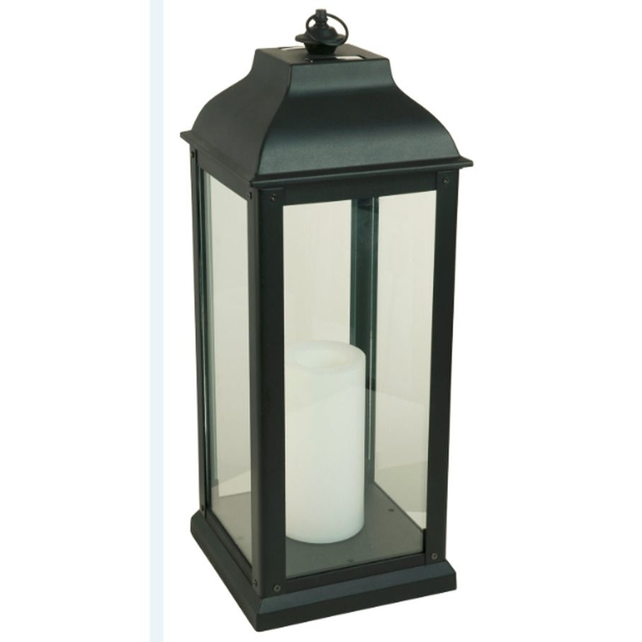 Well Known Outdoor Candle Lanterns For Patio In 7.01 In X (View 9 of 20)