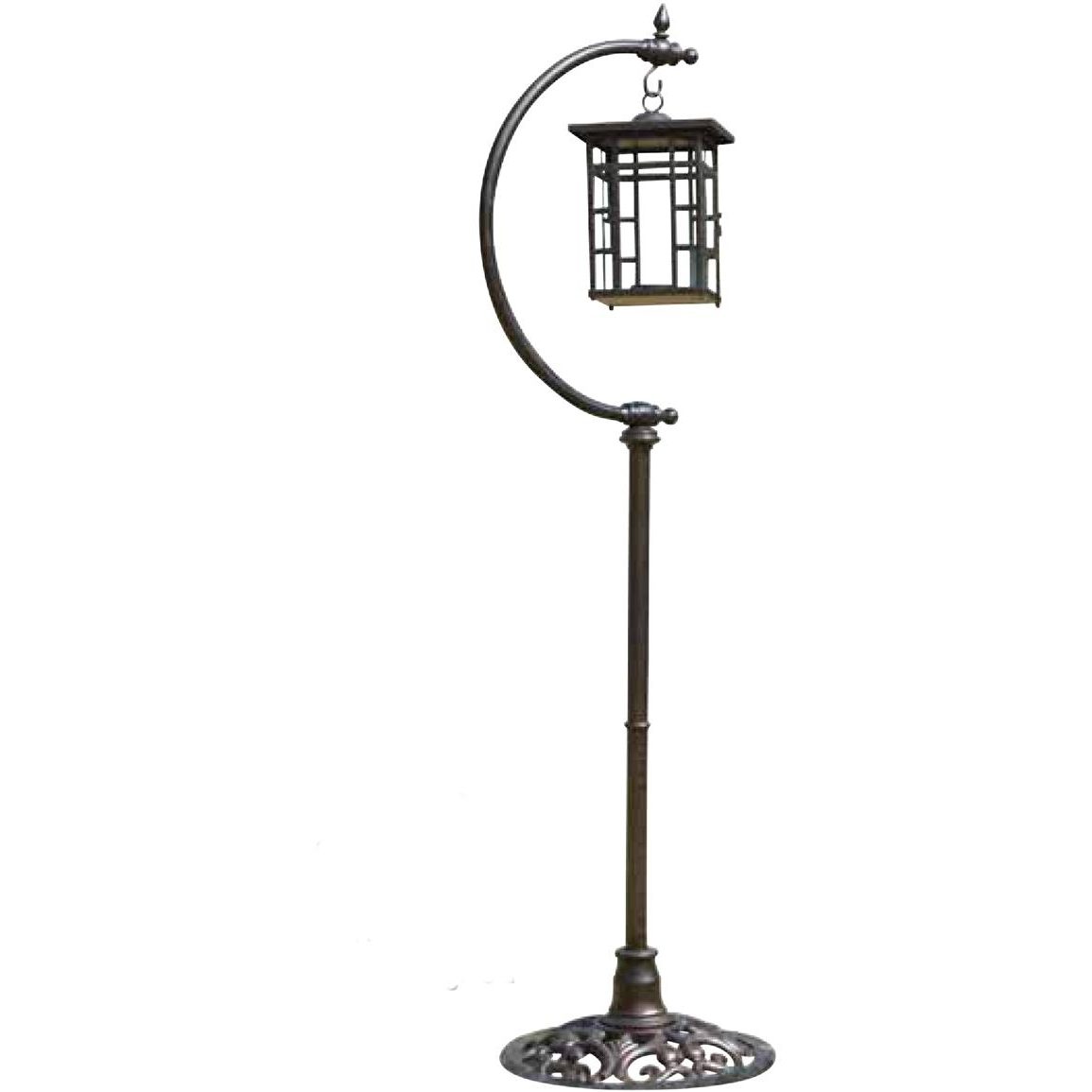 Featured Photo of Outdoor Standing Lanterns