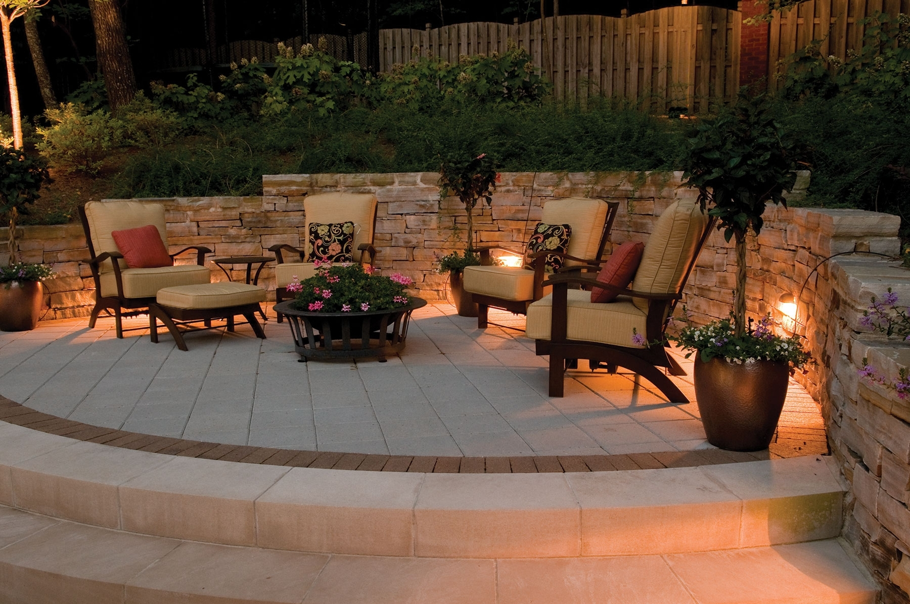 Well Known Outdoor Lanterns For Deck Inside Garden Lighting (View 18 of 20)