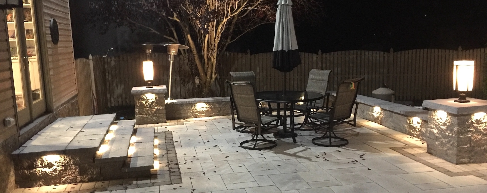 Well Known Outdoor Low Voltage Lanterns In Led Landscape Lighting Nj (View 13 of 20)