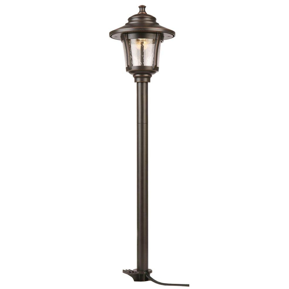 Well Known Outdoor Low Voltage Lanterns In Low Voltage – Walkway & Path Lights – Landscape Lighting – The Home (View 19 of 20)