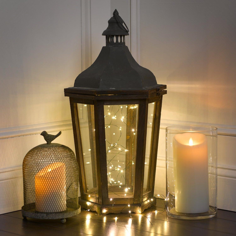 Well Known Outdoor Luminara Lanterns Within Amazon – Luminara Wax Candle, (View 2 of 20)