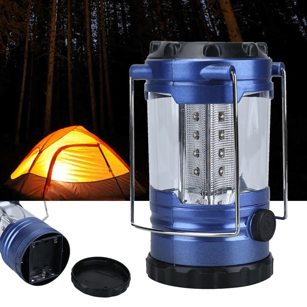 Well Known Outdoor Rechargeable Lanterns With Regard To Portable 12Led 50,000H Outdoor Hanging Camping Lantern Camping (View 18 of 20)
