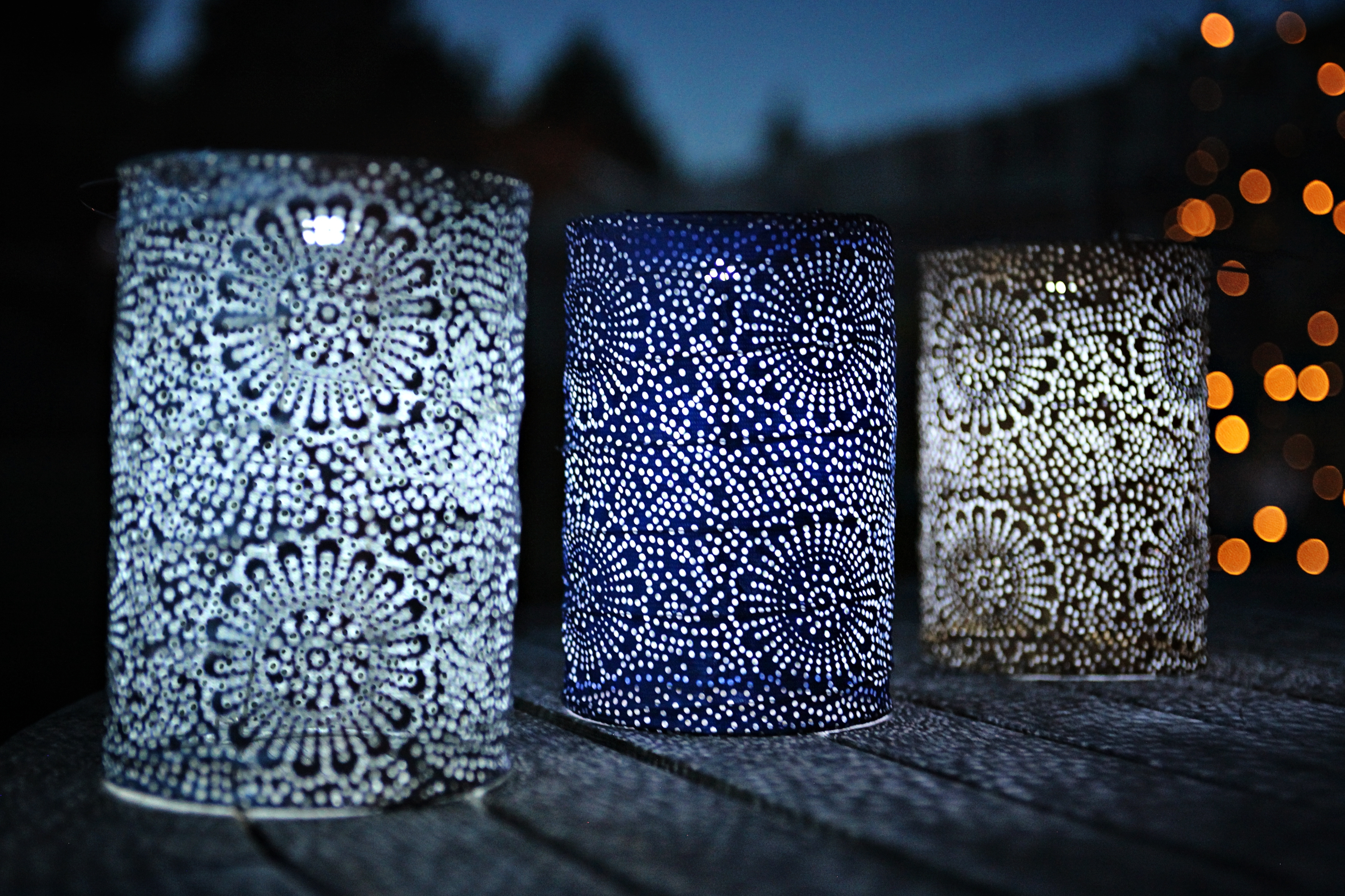 Well Known Outdoor Solar Lanterns Within Allsop Home & Garden Indoor/outdoor Solar Lanterns – The Cook's Cook (View 17 of 20)