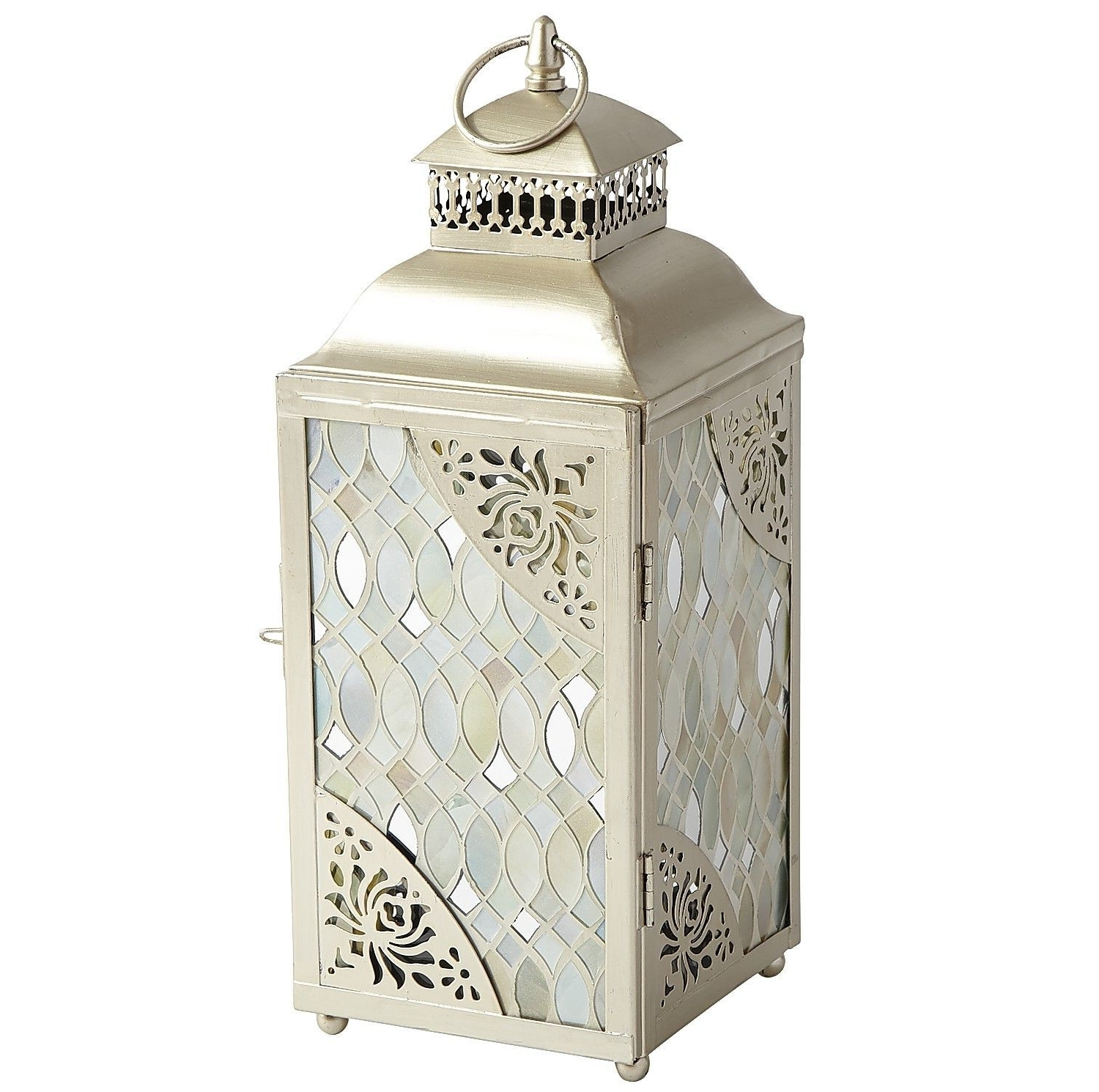 Well Known Silver Mosaic Lantern, Pier  (View 20 of 20)