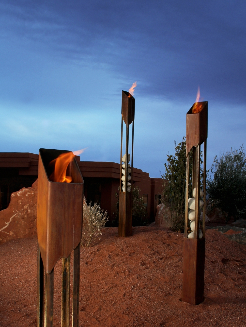 Well Known Terra Flame Home – The Art Of Essential Living – Affordable, Custom Throughout Outdoor Gel Lanterns (View 19 of 20)