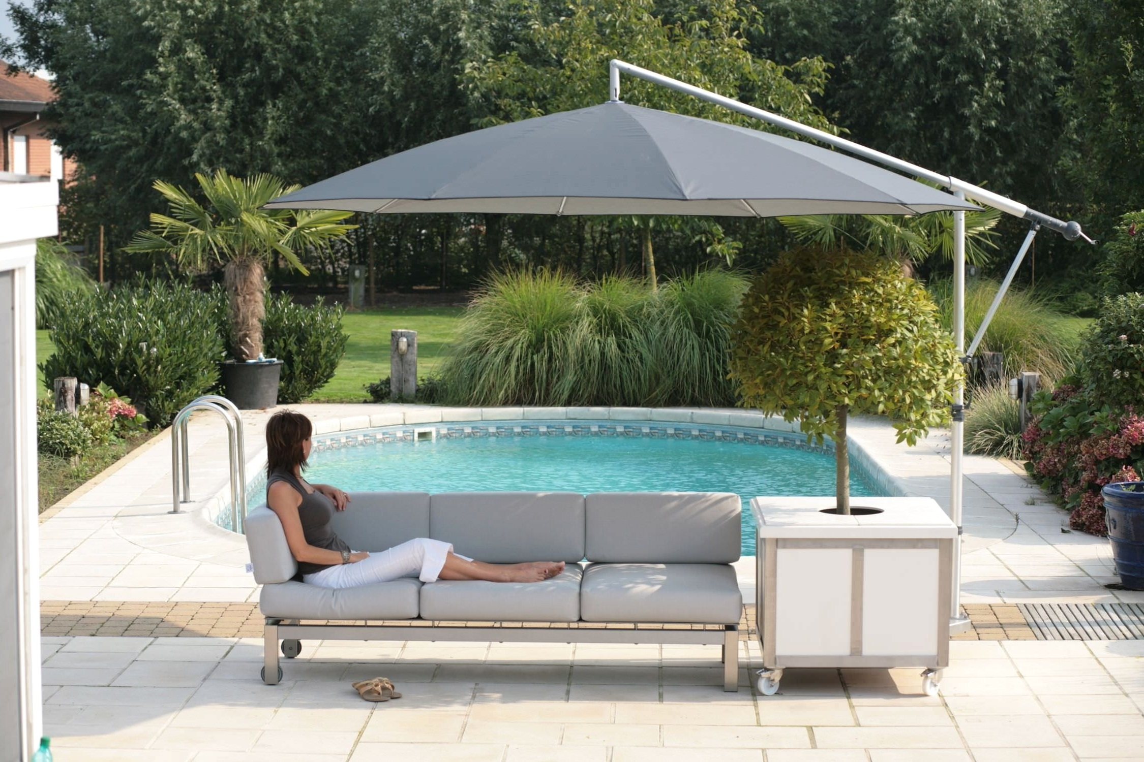 Well Known Unusual Patio Umbrellas Throughout How To Clean Patio Umbrella Awesome Your Unusual Patio Ideas Part  (View 20 of 20)