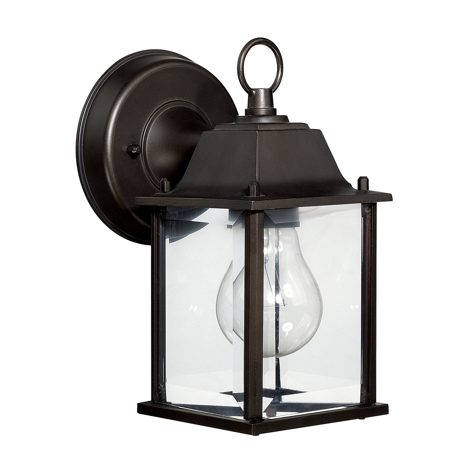 Well Known Wall Mounted Outdoor Lanterns In Cast Outdoor Lantern (View 13 of 20)