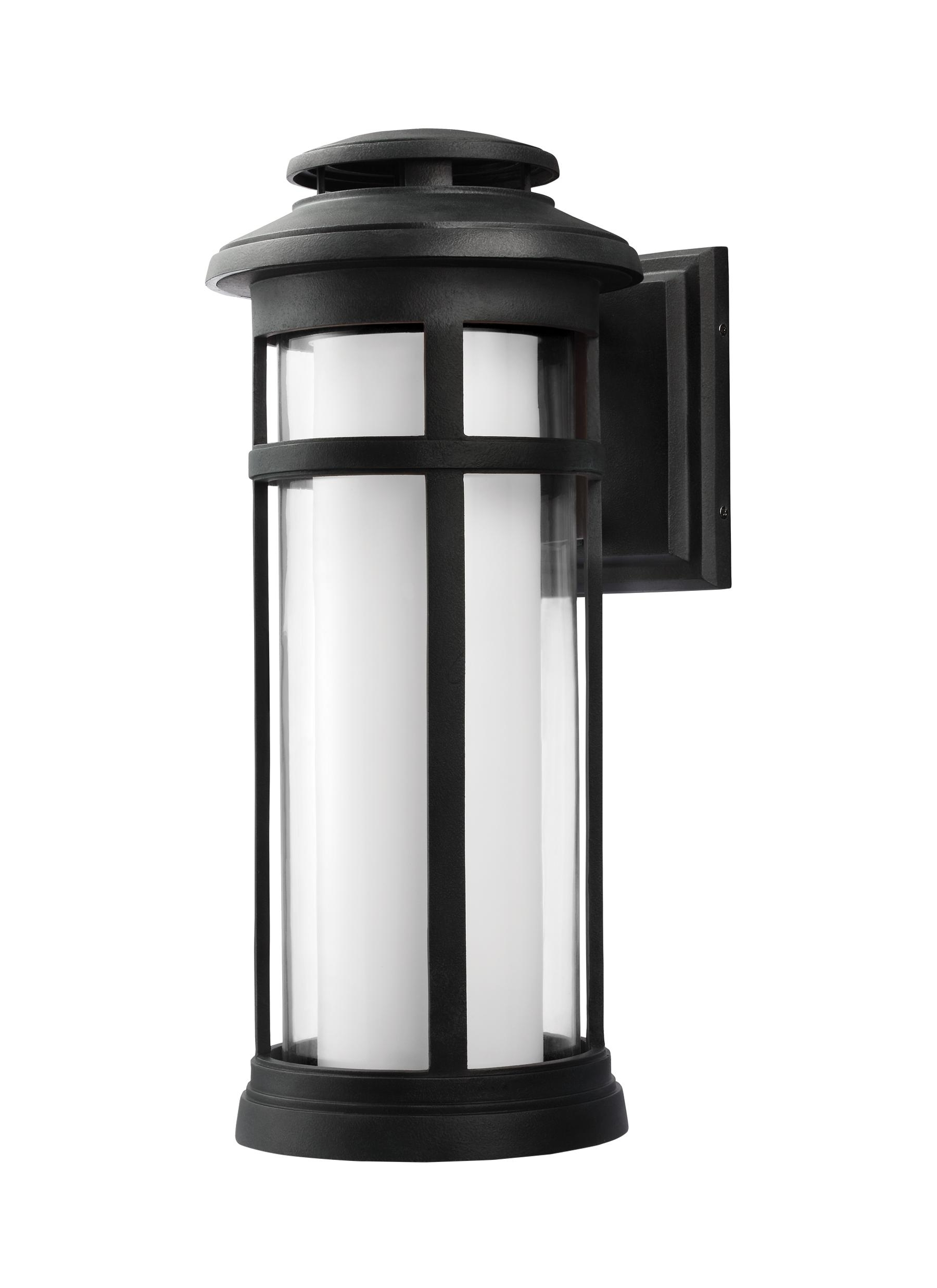 Well Known Zinc Outdoor Lanterns With Ol12502dwz Led,1 – Light Outdoor Wall Lantern,dark Weathered Zinc (View 11 of 20)