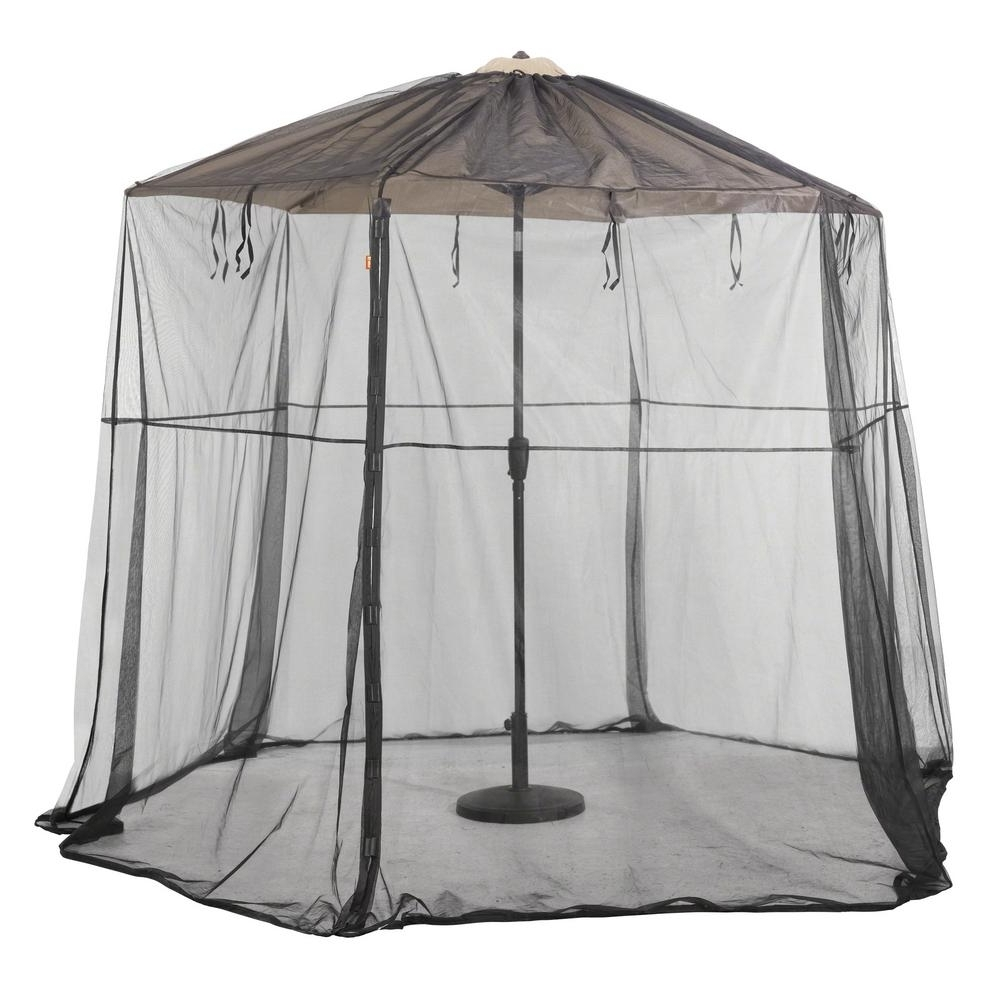 Well Liked Classic Accessories Patio Umbrella Insect Net Canopy 55 605 012801 Pertaining To Patio Umbrellas With Netting (View 19 of 20)
