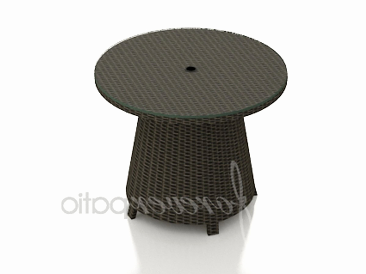 Well Liked Fancy Outdoor Side Table With Umbrella Hole 6 Tree Trunk Coffee Within Patio Umbrella Stand Side Tables (View 20 of 20)