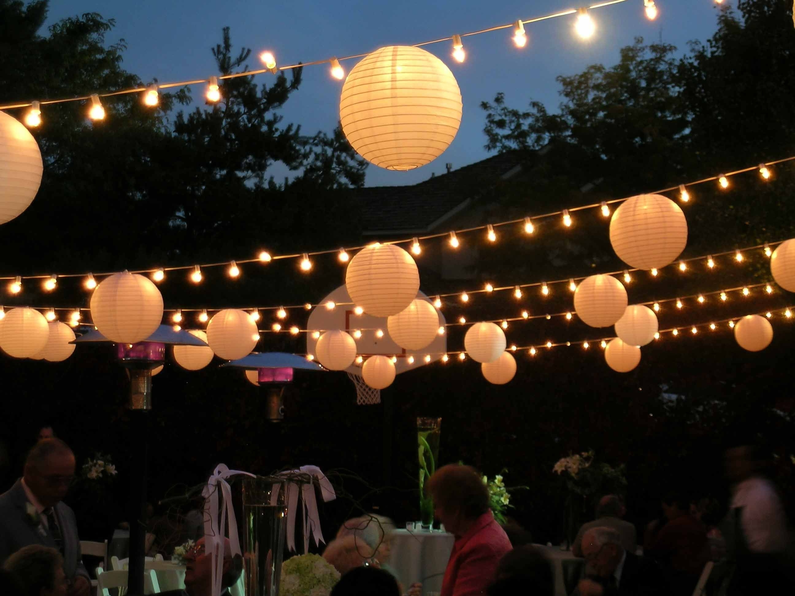 Well Liked Illuminate Any Indoor Or #outdoor Space With Chic #asian #lanterns Within Outdoor Japanese Lanterns (View 20 of 20)