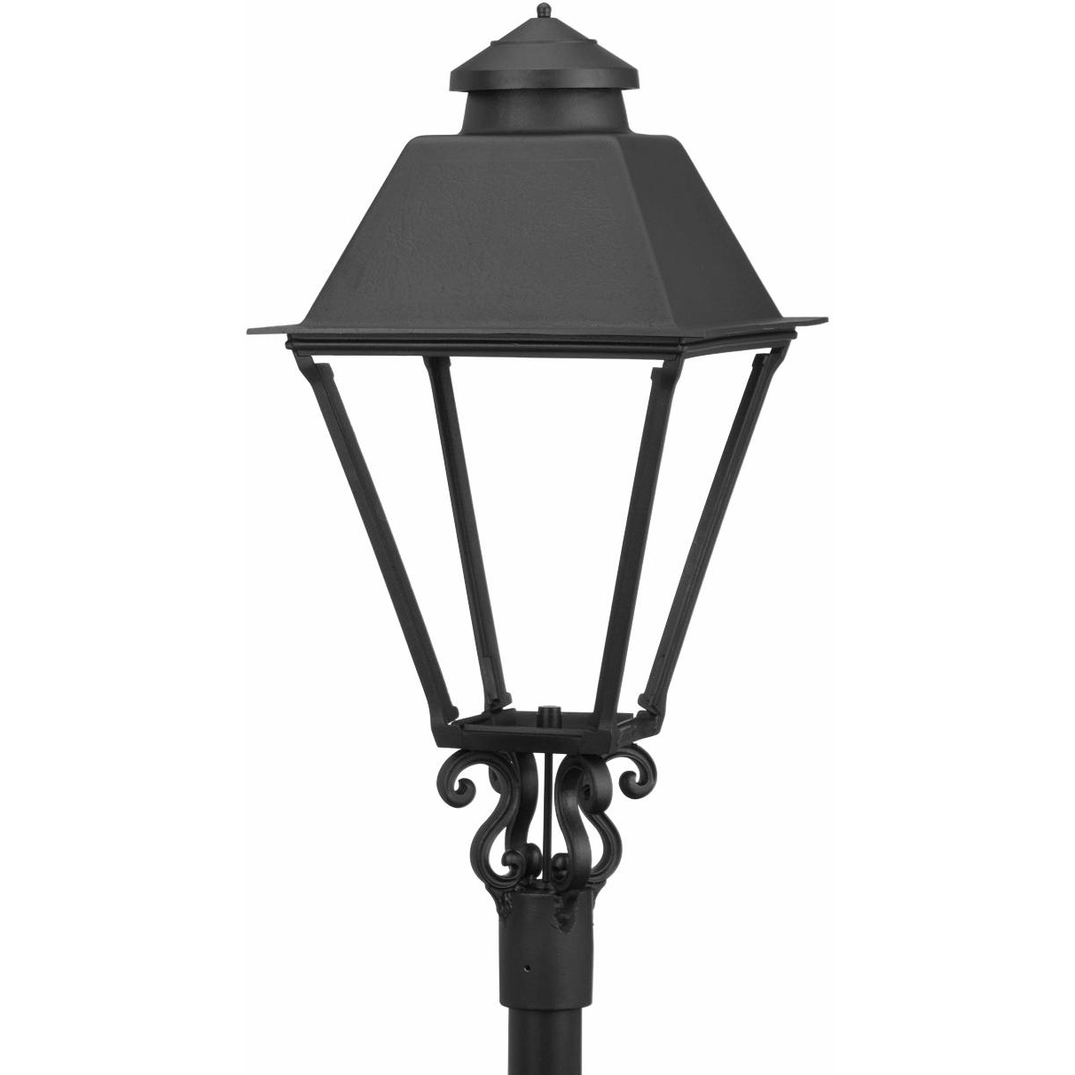 Well Liked Outdoor Propane Lanterns Pertaining To American Gas Lamp Works Gl3000 Cast Aluminum Manual Ignition Propane (View 16 of 20)