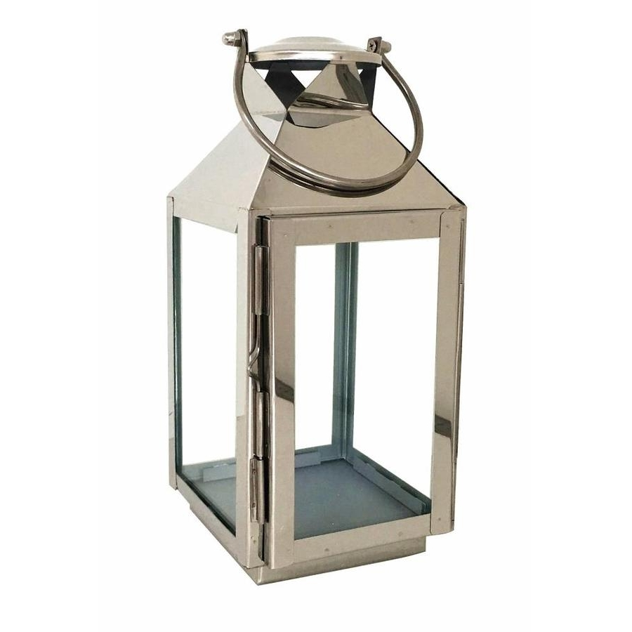 Featured Photo of Silver Outdoor Lanterns